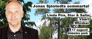 Jonas sommartal